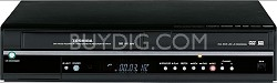 DVR-650 DVD/VCR Combo Recorder w/ built-in digital TV tuner, DVD upconversion