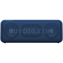 SRSXB3 Portable Bluetooth Wireless Speaker - Blue