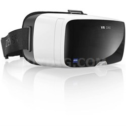 VR ONE Virtual Reality Headset for Smartphones - 2125968 - OPEN BOX