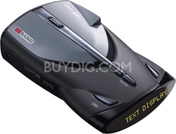XRS 9545 - 14 Band High Performance Digital Radar/Laser Detector