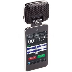 Mikey 2.0 Recording Microphone for iPod and iPhone