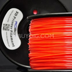 ABS Plastic 1 kg - Red