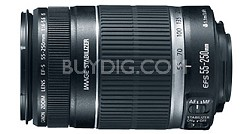 EF-S 55-250mm f/4-5.6 IS - REFURBISHED
