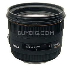 50mm f/1.4 EX DG HSM Autofocus Lens for Canon SLR - OPEN BOX