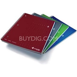 Single Subject Notebook, 4-Pack, Numbers 5 through 8
