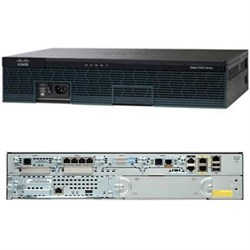 Integrated Services Router with 3 GE 4 EHWIC 2 DSP 1 SM - CISCO2911/K9