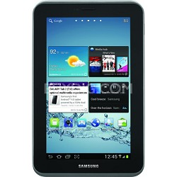 "Galaxy Tab 2 7.0"" Tablet (8GB, WiFi, Titanium Silver) - OPEN BOX"