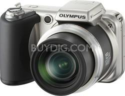 SP-600UZ 12 Megapixel 15x Zoom Digital Camera w/ 720p HD Video