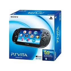 PS Vita 3G/Wi-Fi Launch Bundle