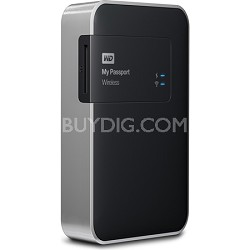 2TB My Passport Wireless External Hard Drive