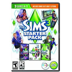 Sims 3 Starter Pack  PC