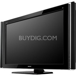 KDL-40XBR7 - 40 inch XBR-series High-definition 1080p 120Hz LCD TV - OPEN BOX