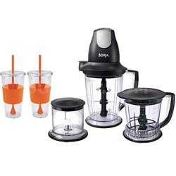 Ninja Master Prep Pro Food & Drink Mixer, Black w/ Copco Togo Cup Mug Bundle