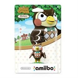 amiibo Blathers WiiU