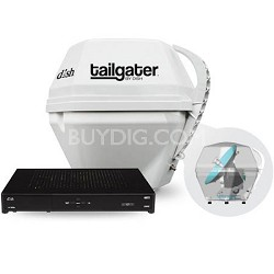 Tailgater (R) Portable HDTV System & ViP 211K Receiver Bundle by DISH - VQ2510