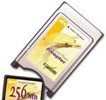 CompactFlash PCMCIA Adapter