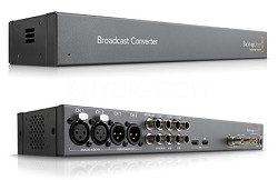 Broadcast Converter - SDI video signals to analog/HDMI