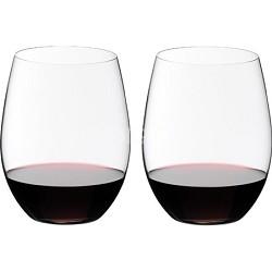 "0414/00 Crystal Big ""O"" Wine Tumbler Cabernet Glass, Set of 2"