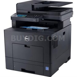 C2665dnf Color Printer with Scanner, Copier and Fax