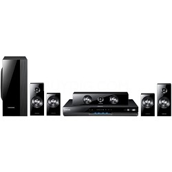 HT-D5500 Home Theater Receiver 1000 Watt DVD System 5.1 Channel HTIB