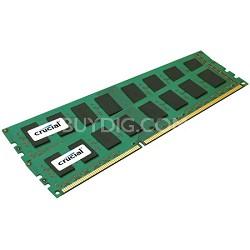 4GB (2GB X 2) 240-pin DIMM DDR3 PC3-8500 Unbuffered Non-ECC