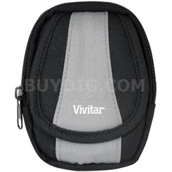 Ultra-Compact Digital Camera V-Style Deluxe Carrying Case BTC-3