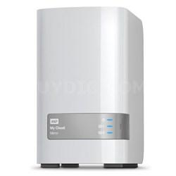 6TB WD My Cloud Mirror Personal Cloud Storage - OPEN BOX
