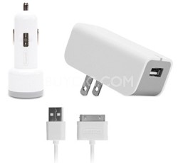 PowerDuo Charger Bundle for iPhone and iPod
