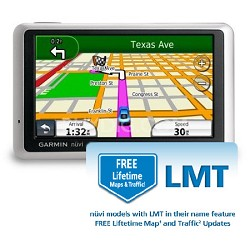 nuvi 1300 North America City GPS with Free Lifetime Maps and Traffic Update