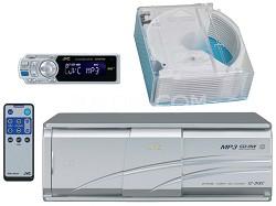 CH-X1500RF 12-disc CD Changer w/ MP3 Playback and RF Modulator
