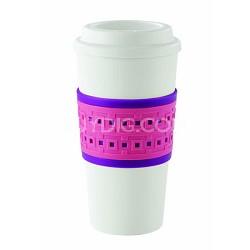 Acadia Reusable To Go Mug, Geo Design 2510-0186
