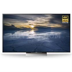 XBR-65X930D 65-Inch Class 4K HDR Ultra HD TV