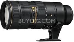 NIKKOR 70-200mm f/2.8G ED VR II Lens - OPEN BOX