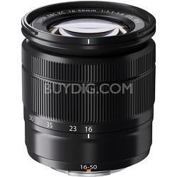 Fujinon XC 16-50mm (27-76mm) F3.5-5.6 OIS Black X-Mount Lens