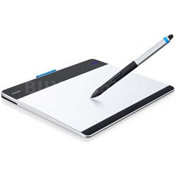 Intuos Pen & Touch Tablet Small Includes Valuable Software Refurbished