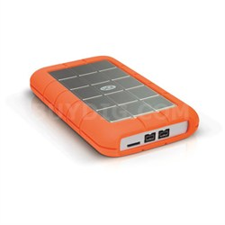 Rugged Hard Disk Triple 1 TB USB 3.0 External Hard Drive - LAC301984