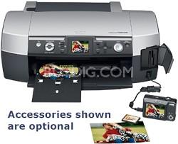 Stylus R340 Ink Jet Photo Printer