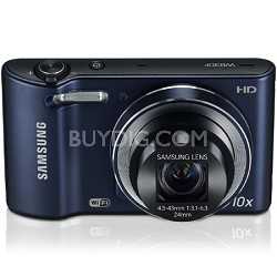 WB30F 16.2 MP 10x optical zoom Digital Camera - Black - OPEN BOX