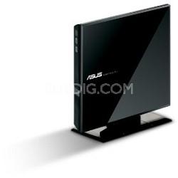 SDRW-08D1S-U/BLK External DVD-RW Slim Optical Drive