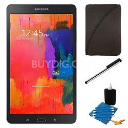"Galaxy Tab Pro 8.4"" Black 16GB Tablet and Case Bundle"