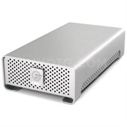 G-RAID Mini USB 3.0 2TB Portable Dual-Drive Hard Drive - Factory Refurbished