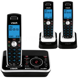 DS6221-3 - DECT 6.0 Expandable 3-Handset Cordless Phone System