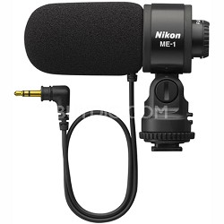 ME-1 Stereo Microphone for Digital SLR Cameras