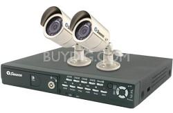 DVR4-1100 2 Camera KIT (SW244PO2)