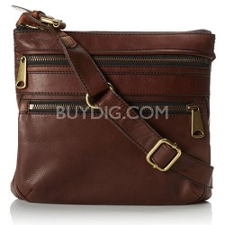 Explorer Cross Body - Espresso