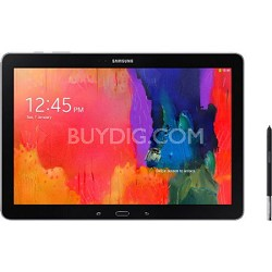 "Galaxy Note Pro 12.2"" Black 32GB Tablet (WiFi) - 1.9 Ghz Quad Core - Refurbished"