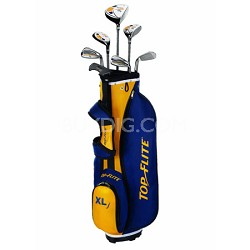 Top Flite XLJ Kids Golf Set - Ages 5-8, Right Hand 40601450608