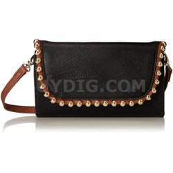 Geneva Shoulder Bag - Black