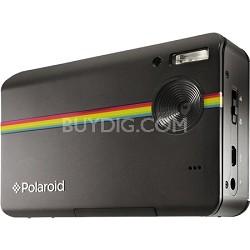"""Z2300 10MP 2x3"""" Instant Digital Camera with ZINK Zero Ink (Black)"""