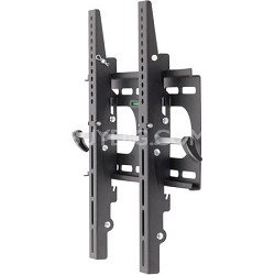 "MAF75BKR Adjustable Flat Mount 24-37"" TV Wall Mount"